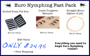 Euro Nymphing Fast Pack