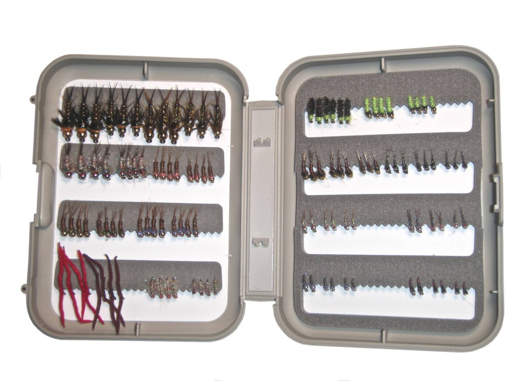123 greatest hits fly box   fly tying 123   fly tying instructions and