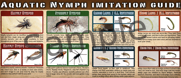 fly fishing reference guides | fly tying 123 - fly tying, Fly Fishing Bait
