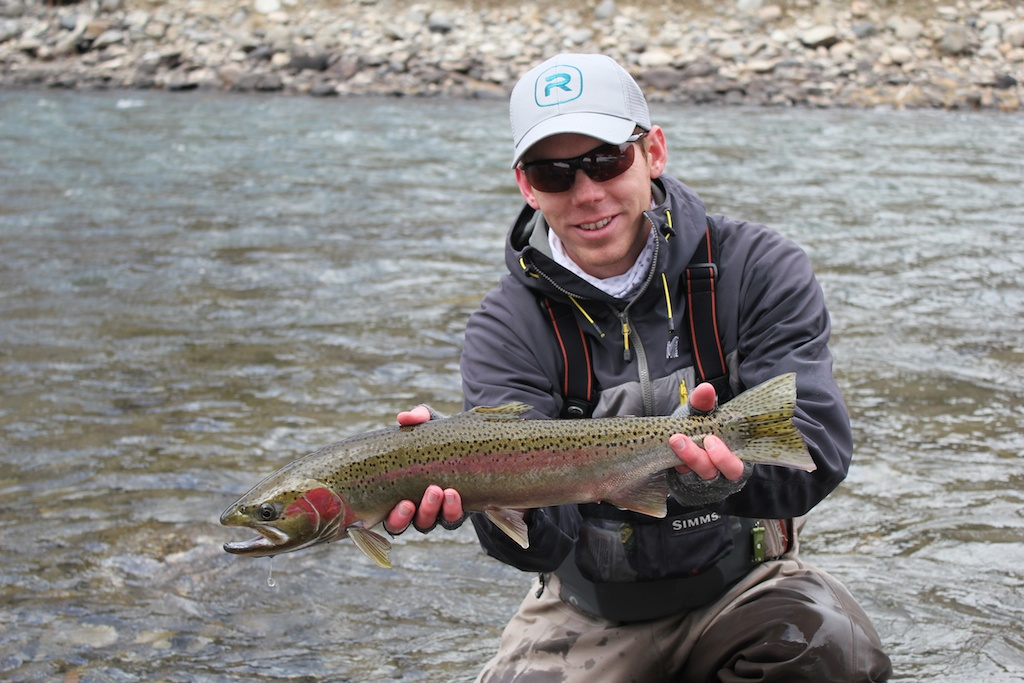 Steelhead fishing idaho fly tying 123 fly tying for Salmon fishing near me