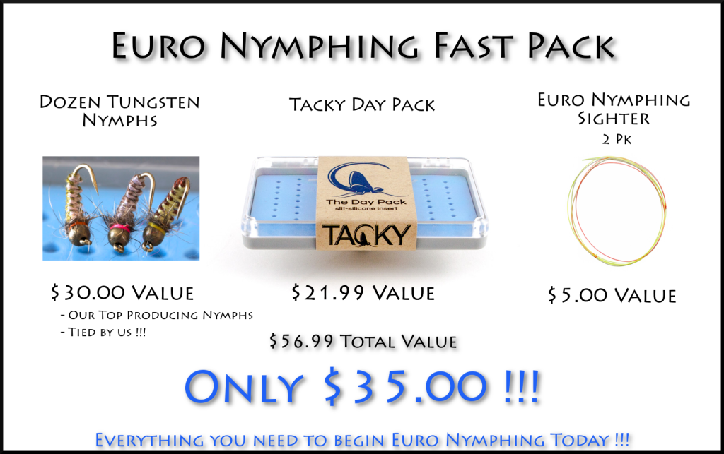 Euro Nymphing Supplies