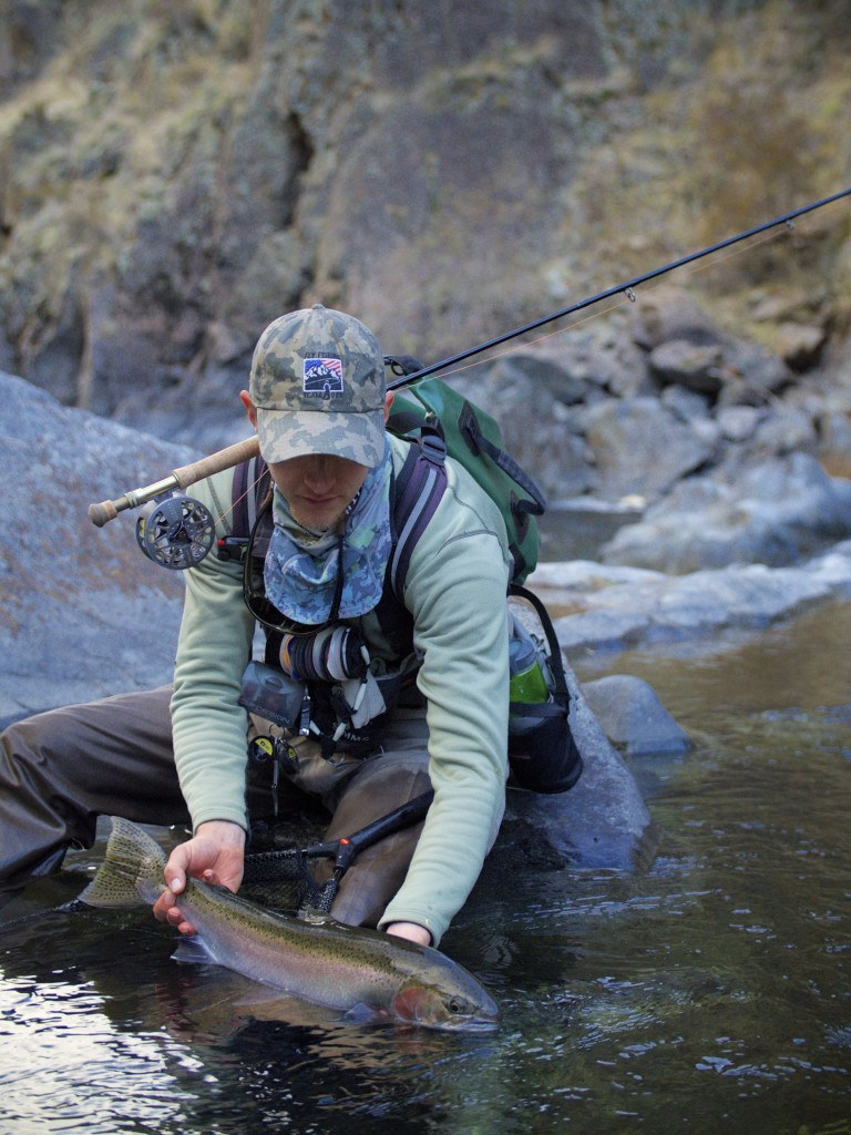 Devin Olsen Fly Fishing Team USA