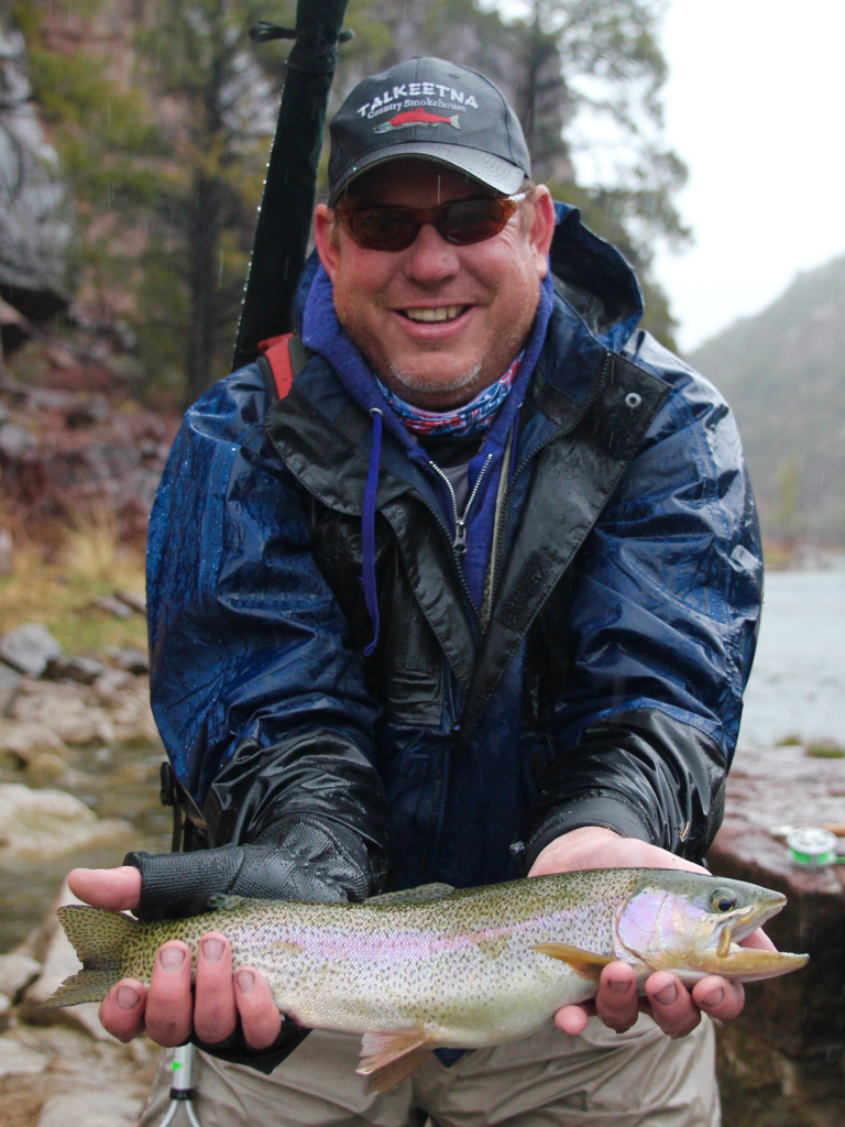 Fly Fishing Tough Conditions