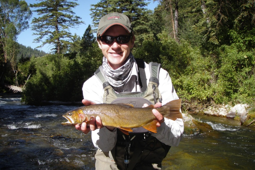 Devin Olsen Cutthroat Trout